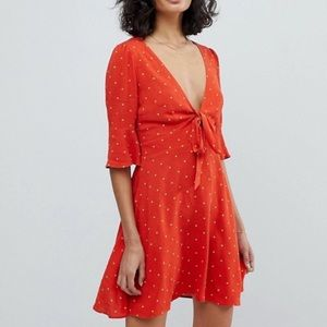 Free people All Yours A-line Mini Dress